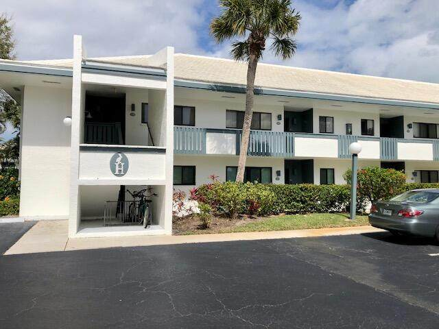 175 SE St Lucie Boulevard H172, Stuart, FL 34996 (#RX-10695120) :: Ryan Jennings Group