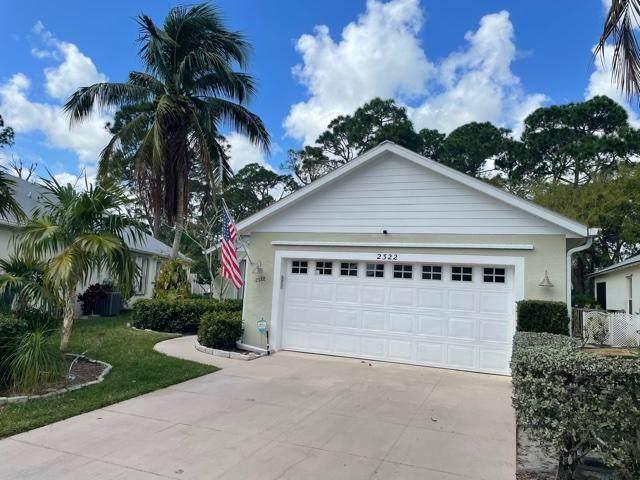 2322 SW Estella Terrace, Palm City, FL 34990 (#RX-10695805) :: The Reynolds Team/ONE Sotheby's International Realty