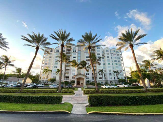 3594 S Ocean Boulevard #102, Highland Beach, FL 33487 (#RX-10695896) :: The Reynolds Team/ONE Sotheby's International Realty