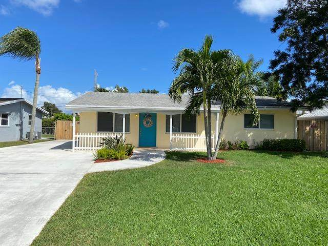 532 Riverside Drive, Palm Beach Gardens, FL 33410 (MLS #RX-10695956) :: Castelli Real Estate Services