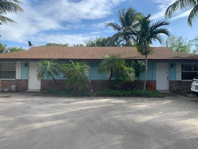 210 SE 4th Avenue 1 And 2, Boynton Beach, FL 33435 (#RX-10696002) :: Posh Properties
