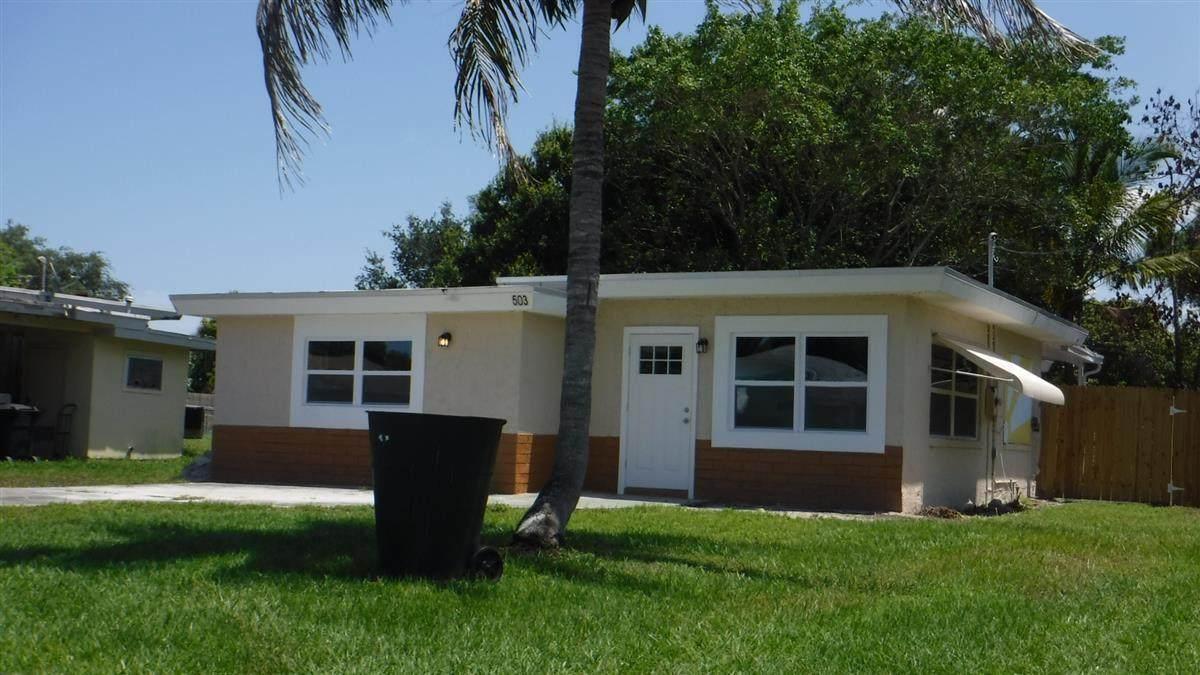 503 El Rancho Drive - Photo 1