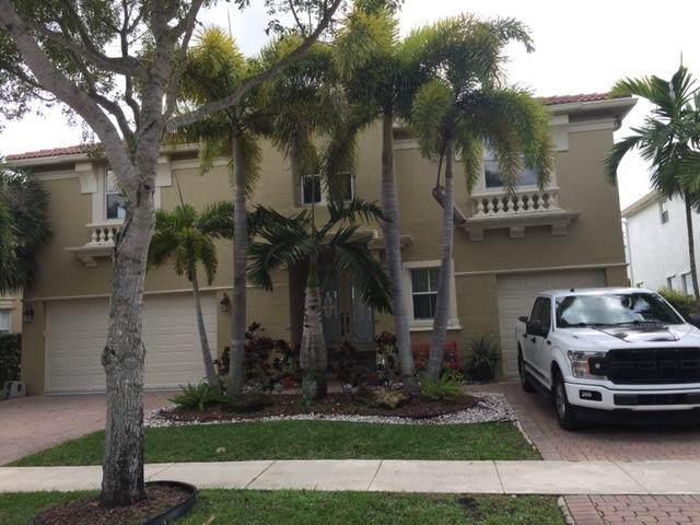 9638 Shepard Place, Wellington, FL 33414 (MLS #RX-10696533) :: Laurie Finkelstein Reader Team