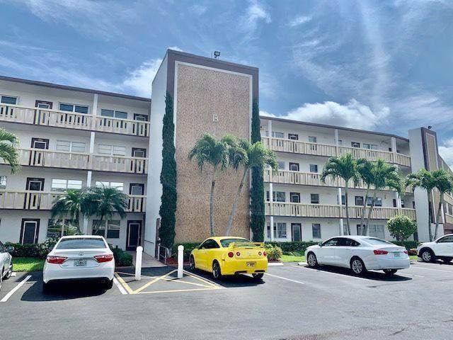 2028 Guildford B, Boca Raton, FL 33434 (MLS #RX-10696980) :: Dalton Wade Real Estate Group