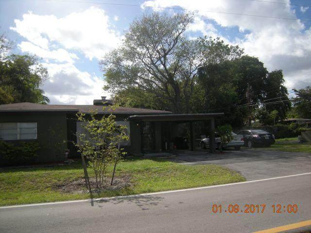 1445 NW 7th Avenue, Fort Lauderdale, FL 33311 (#RX-10697079) :: Posh Properties
