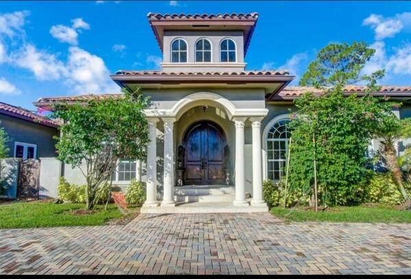 18806 SE Old Trail Drive, Jupiter, FL 33478 (#RX-10697165) :: Ryan Jennings Group