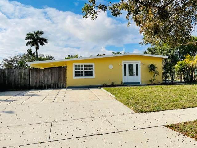 1310 NE 41st Court, Pompano Beach, FL 33064 (MLS #RX-10697239) :: Castelli Real Estate Services