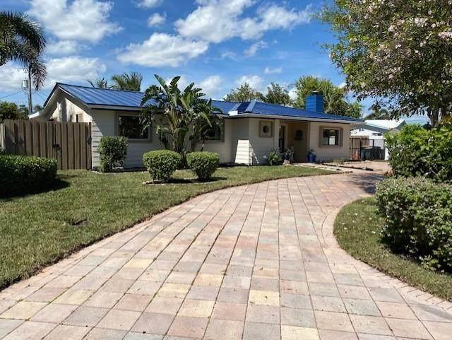2841 NE 21st Terrace, Lighthouse Point, FL 33064 (MLS #RX-10697604) :: Castelli Real Estate Services