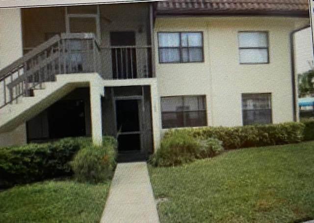 7238 Golf Colony Court #103, Lake Worth, FL 33467 (MLS #RX-10697616) :: Berkshire Hathaway HomeServices EWM Realty