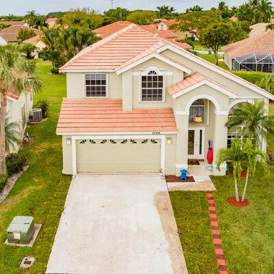 7754 Hoffy Circle, Lake Worth, FL 33467 (MLS #RX-10697665) :: Berkshire Hathaway HomeServices EWM Realty