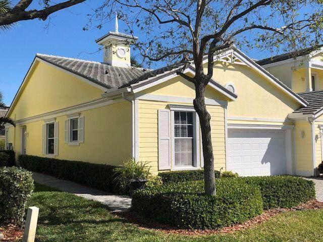 704 Mariner Bay Boulevard, Fort Pierce, FL 34949 (#RX-10700072) :: Baron Real Estate