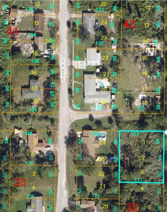 Xxx Harson Way, Fort Pierce, FL 34950 (MLS #RX-10700791) :: Berkshire Hathaway HomeServices EWM Realty