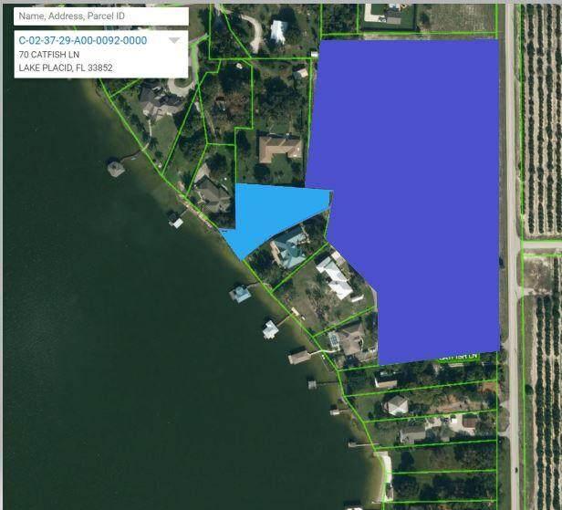 70 Catfish Lane, Lake Placid, FL 33852 (#RX-10702181) :: Baron Real Estate