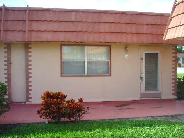 186 Valencia H, Delray Beach, FL 33446 (MLS #RX-10702856) :: Castelli Real Estate Services