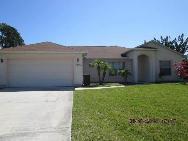 2043 SE Watercrest Street, Port Saint Lucie, FL 34984 (#RX-10702998) :: Ryan Jennings Group