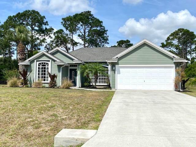 2732 SW Dinner Street, Port Saint Lucie, FL 34953 (#RX-10704345) :: Baron Real Estate