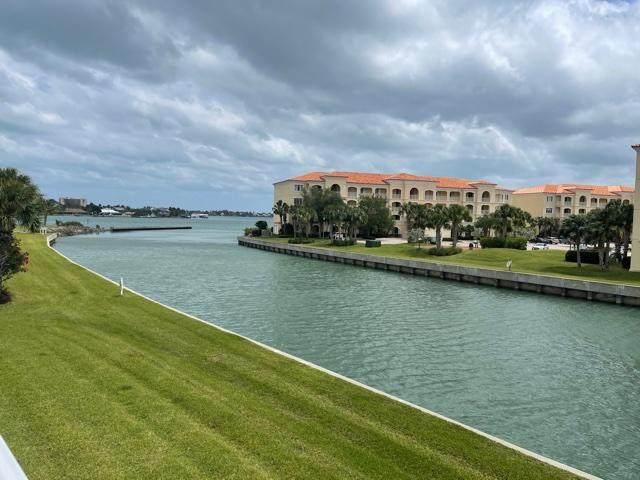 6 Harbour Isle Drive E #203, Fort Pierce, FL 34949 (#RX-10704969) :: Baron Real Estate