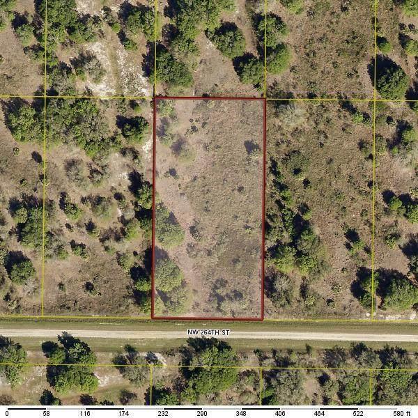 21225 NW 264th Street, Okeechobee, FL 34972 (#RX-10705773) :: Posh Properties