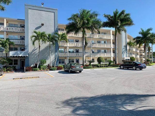1043 Yarmouth C, Boca Raton, FL 33434 (MLS #RX-10706498) :: Castelli Real Estate Services