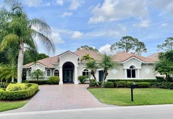 8800 Bally Bunion Road, Port Saint Lucie, FL 34986 (#RX-10706941) :: Baron Real Estate