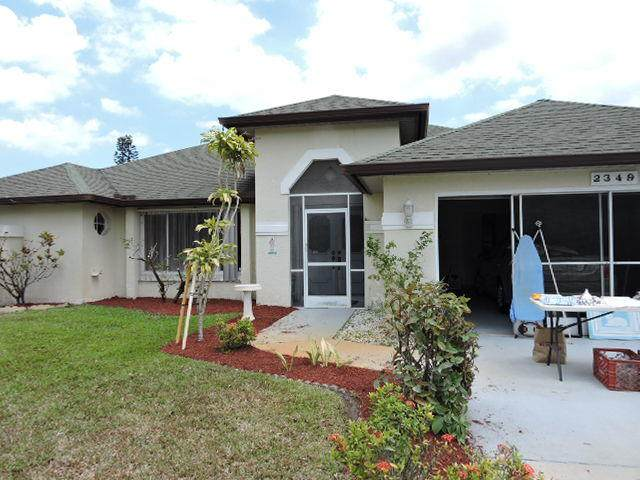 2349 SE Pinero Road W, Port Saint Lucie, FL 34952 (#RX-10706952) :: Real Treasure Coast