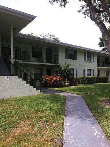 1201 Sabal Ridge Circle F, Palm Beach Gardens, FL 33418 (MLS #RX-10707108) :: Lucido Global