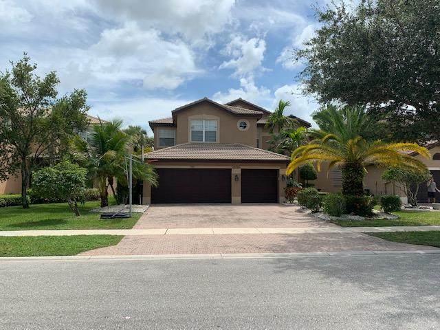 9984 Marsala Way, Delray Beach, FL 33446 (MLS #RX-10707120) :: The Jack Coden Group