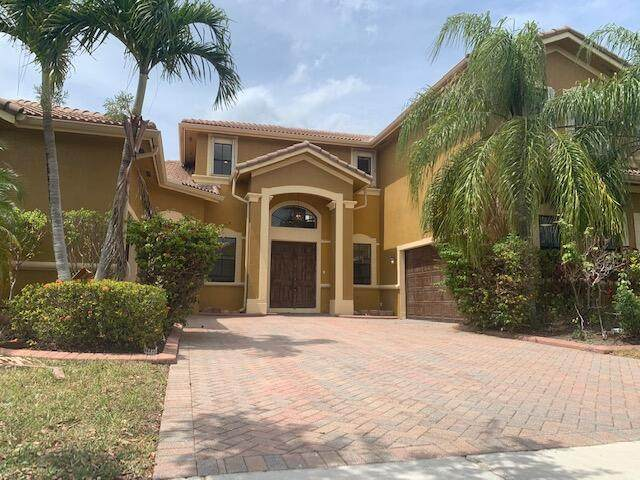 1748 SW 195 Avenue, Miramar, FL 33029 (MLS #RX-10707781) :: Berkshire Hathaway HomeServices EWM Realty