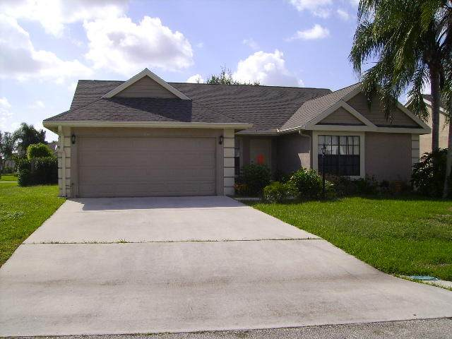 1665 Weather Vane Place, Wellington, FL 33414 (MLS #RX-10708501) :: The Jack Coden Group