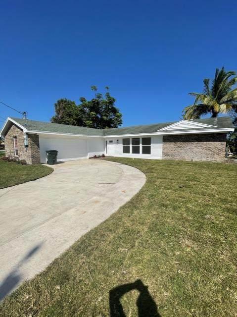 1720 W Terrace Drive, Lake Worth Beach, FL 33460 (MLS #RX-10708641) :: The Paiz Group