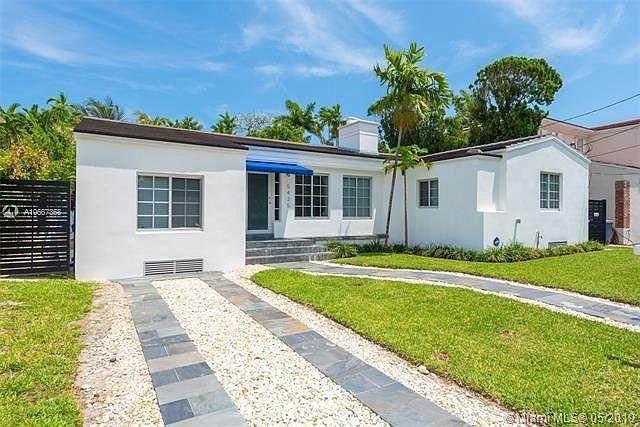 5435 La Gorce Drive, Miami Beach, FL 33140 (MLS #RX-10708731) :: Castelli Real Estate Services