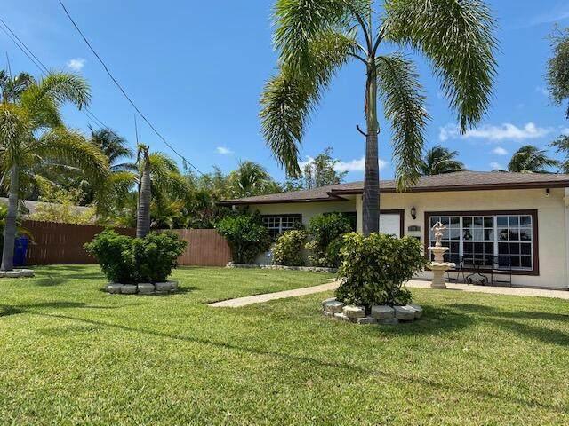 1125 NE 5th Terrace, Fort Lauderdale, FL 33304 (MLS #RX-10708736) :: The Jack Coden Group