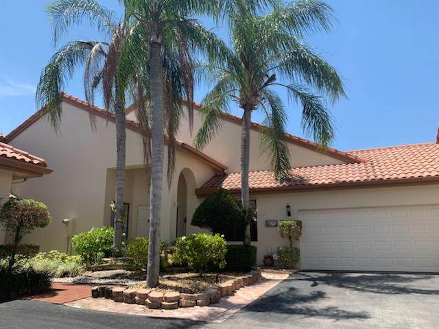 23473 Water Circle, Boca Raton, FL 33486 (MLS #RX-10708976) :: The Jack Coden Group