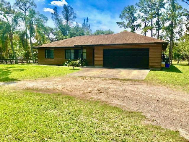 16060 E Aquaduct Drive E, The Acreage, FL 33470 (#RX-10709115) :: Treasure Property Group