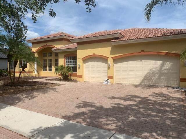 4767 SW 195 Terrace, Miramar, FL 33029 (MLS #RX-10709454) :: The Jack Coden Group