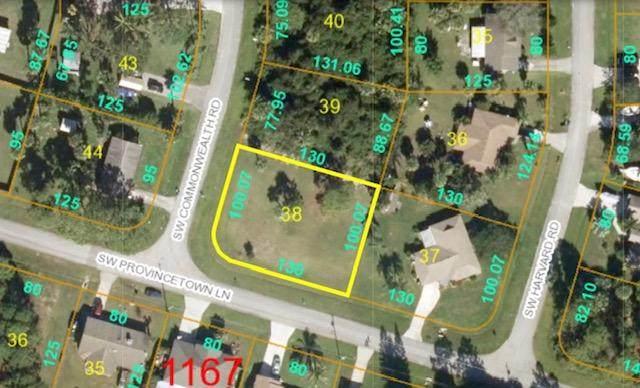 943 SW Provincetown Lane, Port Saint Lucie, FL 34953 (MLS #RX-10709466) :: The Jack Coden Group