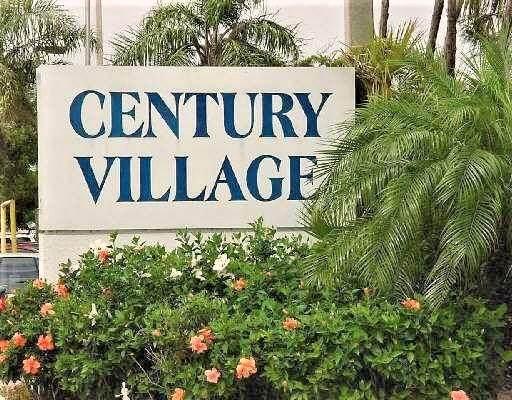 124 Sheffield F #124, West Palm Beach, FL 33417 (#RX-10709527) :: Signature International Real Estate