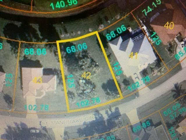 2116 SE Mandrake Circle, Port Saint Lucie, FL 34952 (MLS #RX-10709673) :: The Jack Coden Group