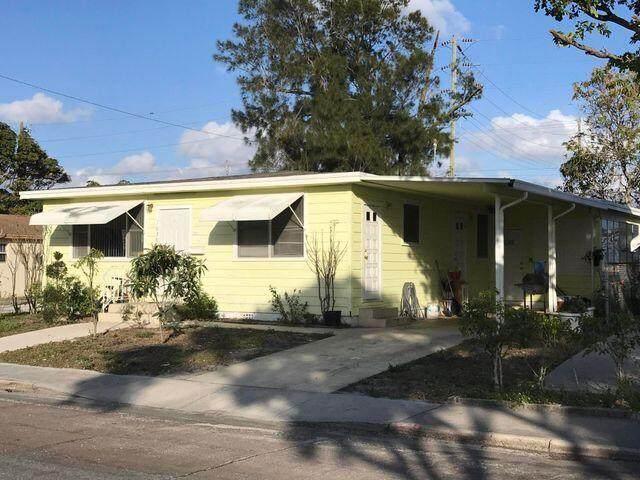 1030 N F Street, Lake Worth, FL 33460 (MLS #RX-10709968) :: The Jack Coden Group
