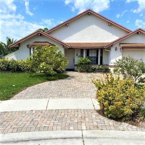 22457 Tuna Place, Boca Raton, FL 33428 (#RX-10710254) :: Michael Kaufman Real Estate