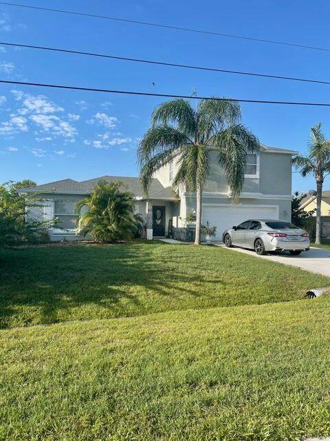 5950 NW Wolverine Road, Port Saint Lucie, FL 34986 (MLS #RX-10710270) :: The Jack Coden Group