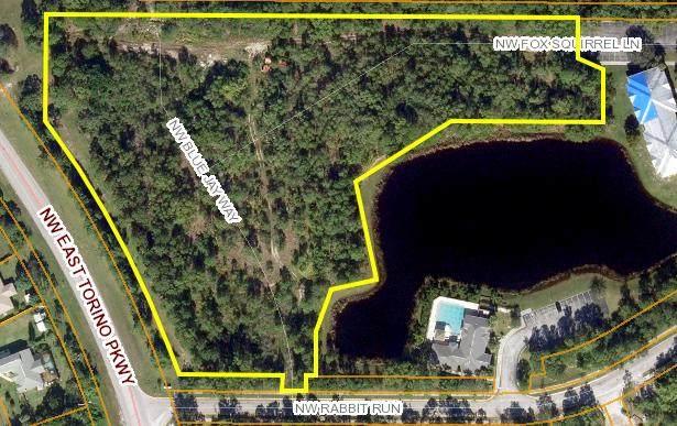 5422 NW Fox Squirrel Lane, Port Saint Lucie, FL 34986 (#RX-10710311) :: The Reynolds Team | Compass