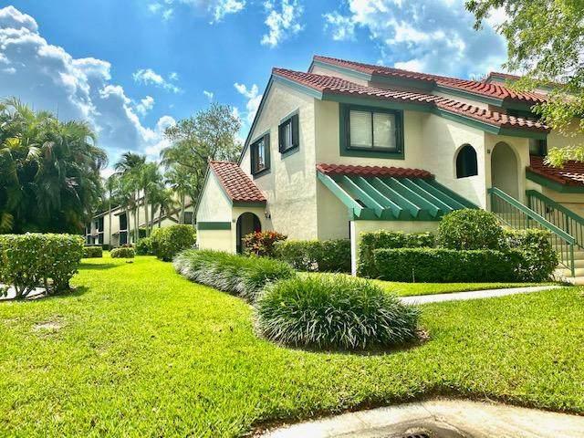 21 Lexington A Lane W A, Palm Beach Gardens, FL 33418 (#RX-10710993) :: Ryan Jennings Group