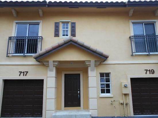 717 NE 43rd Street, Oakland Park, FL 33334 (MLS #RX-10712009) :: Castelli Real Estate Services