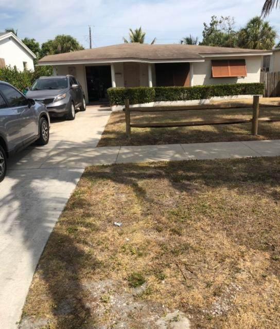 113 SE 5th Avenue, Boynton Beach, FL 33435 (#RX-10712767) :: Posh Properties