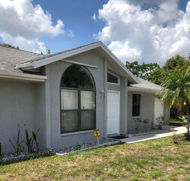 838 SW Trouville Avenue, Port Saint Lucie, FL 34953 (#RX-10712908) :: Michael Kaufman Real Estate