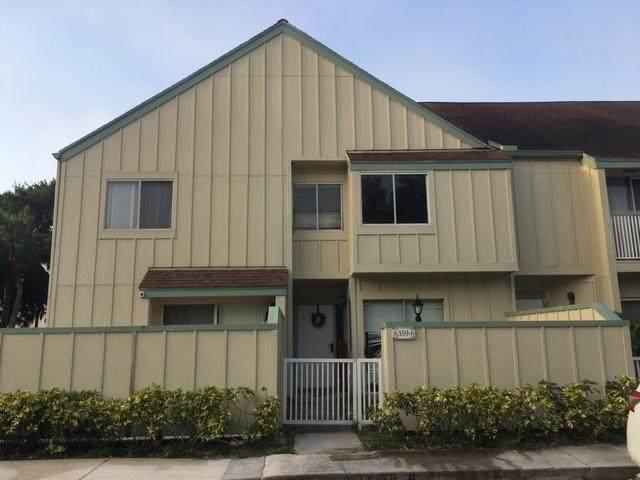 6359 Riverwalk Lane #6, Jupiter, FL 33458 (#RX-10712999) :: Real Treasure Coast