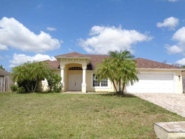 3652 SW Sterricker Street, Port Saint Lucie, FL 34953 (#RX-10713625) :: Real Treasure Coast