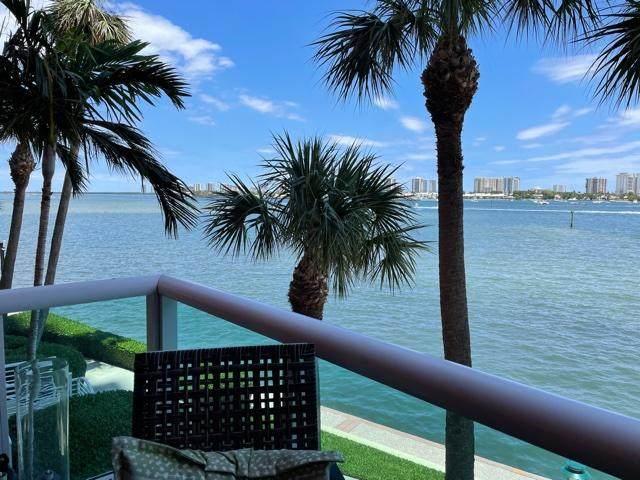 2640 Lake Shore Drive #208, Riviera Beach, FL 33404 (MLS #RX-10714759) :: Berkshire Hathaway HomeServices EWM Realty