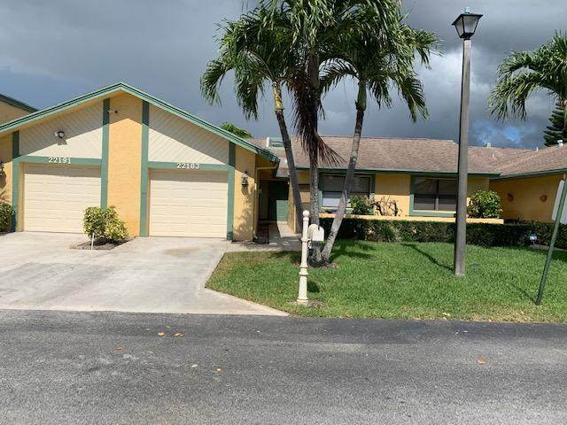 22183 Thomas Terrace, Boca Raton, FL 33433 (MLS #RX-10715145) :: Castelli Real Estate Services